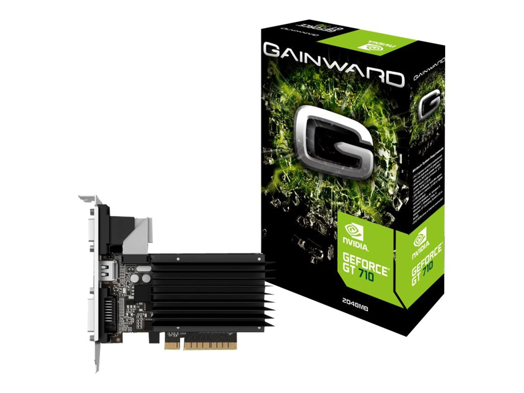 Gainward GeForce GT 710 SilentFX