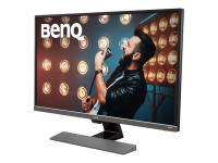 EW3270U Computerbildschirm 80 cm (31.5 Zoll) 4K Ultra HD LED Flach Schwarz - Grau - Metallisch