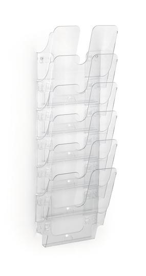 Durable 1700008401 - A4 - Transparent - 247 x 100 x 745 mm