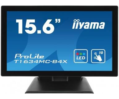 Iiyama ProLite T1634MC-B4X - LED-Monitor - 39.5 cm (15.6)