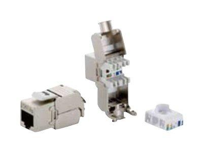 equip Professional - Modulare Eingabe - RJ-45 (Packung mit 8)
