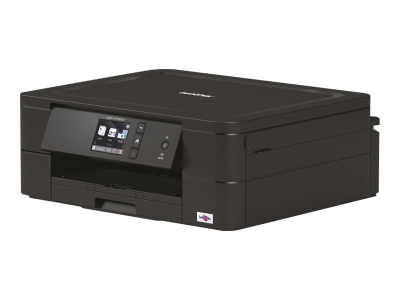 Brother DCP-J772DW - Multifunktionsdrucker - Farbe - Tintenstrahl - 215.9 x 297 mm (Original)