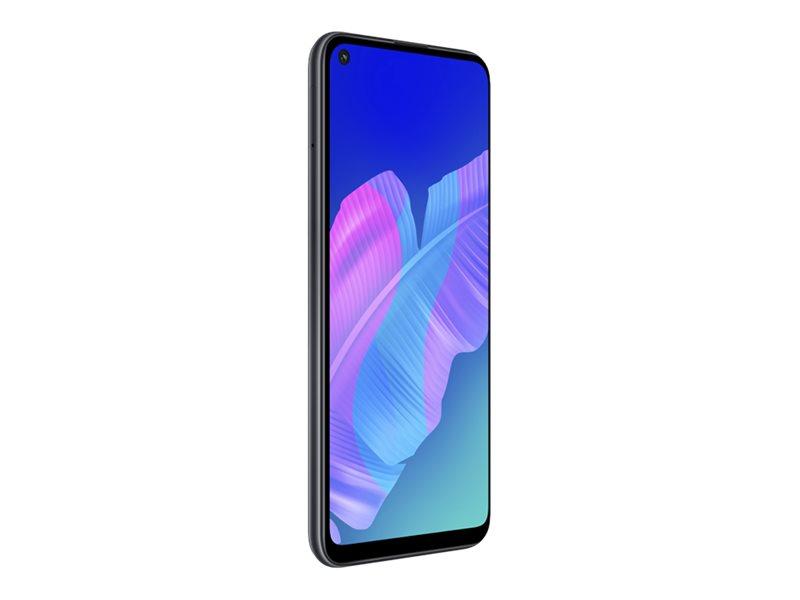 "Huawei P40 lite E - Smartphone - Dual-SIM - 4G LTE - 64 GB - microSDXC slot - GSM - 6.39"" - 1560 x 720 Pixel - IPS - RAM 4 GB - (8 MP Vorderkamera)"