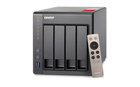 Bundle QNAP TS-451+-2G+ 4x 3TB ST3000VN007 - High-performance Intel quad-core NAS supporting HDMI - transcoding