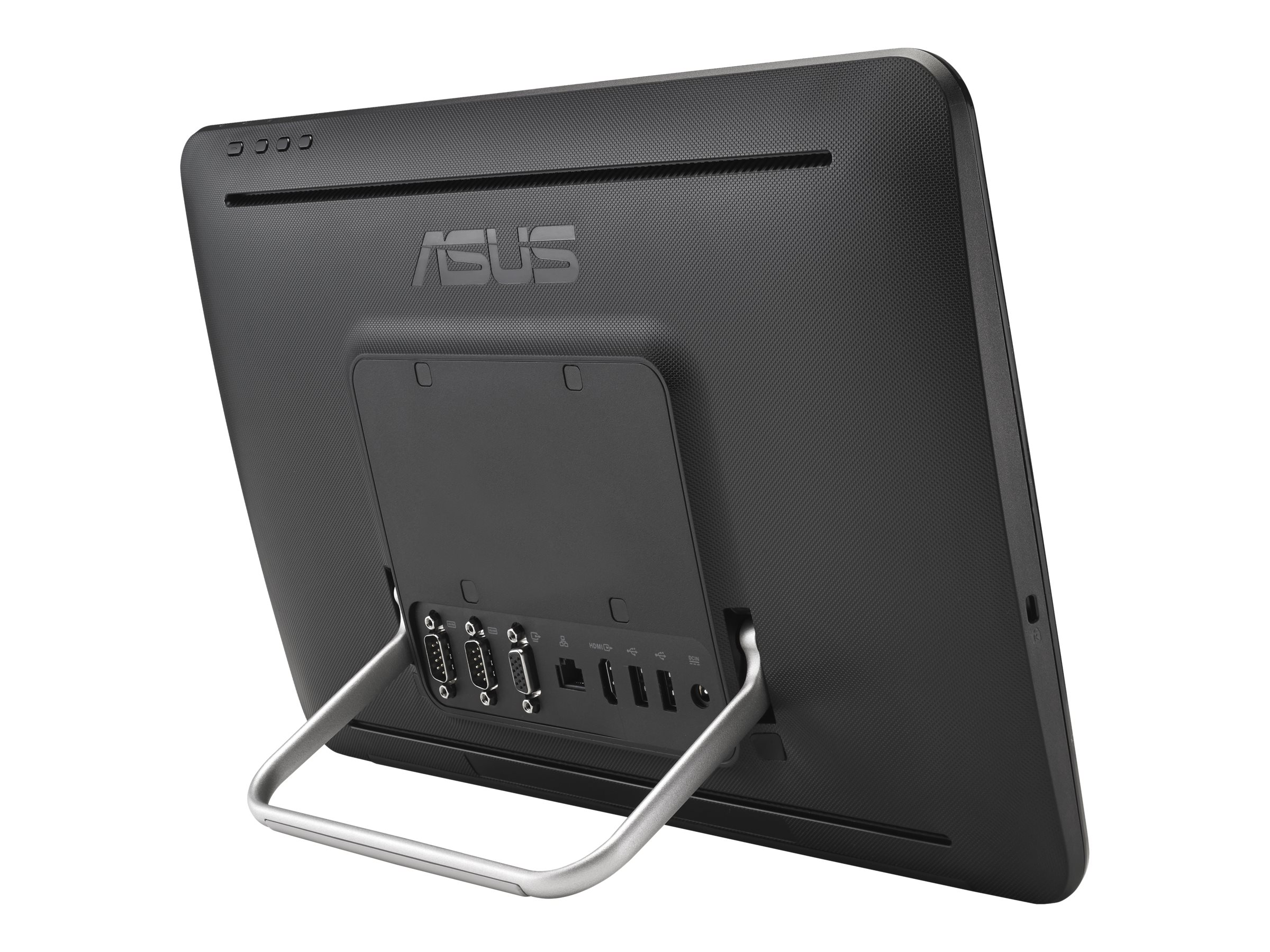 """ASUS All-in-One PC A41GAT - All-in-One (Komplettlösung) - Celeron N4000 / 1.1 GHz - RAM 4 GB - SSD 128 GB - UHD Graphics 600 - GigE - WLAN: Bluetooth, 802.11ac - Endless OS - Monitor: LED 39.6 cm (15.6"""")"""