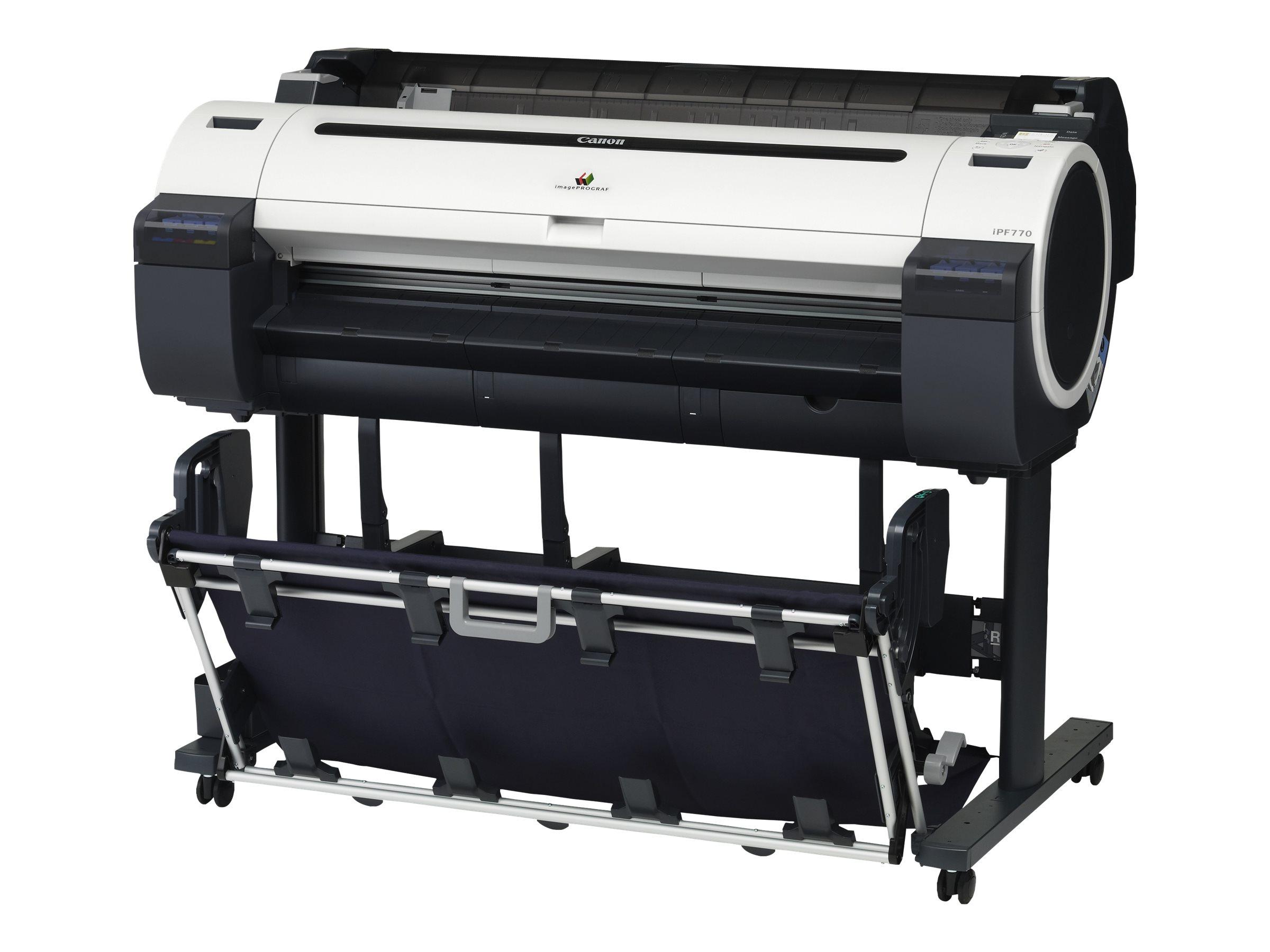 """Vorschau: Canon imagePROGRAF iPF770 - 914 mm (36"""") Großformatdrucker"""