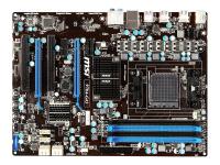 970A-G43 - Mainboard - ATX