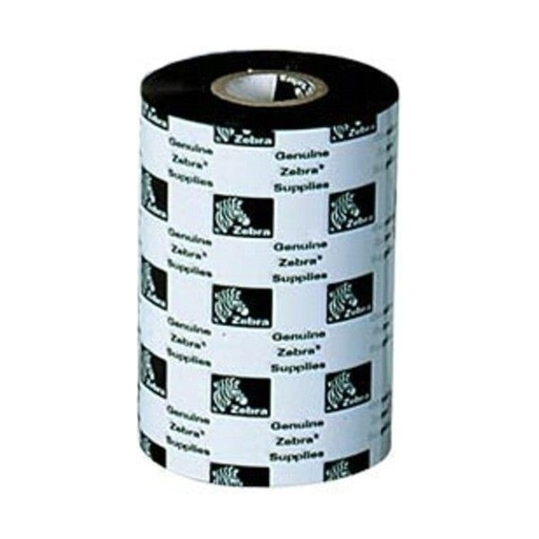 Zebra 03200GS11007 3200 Wax/Resin Ribbon 110mm x 74m