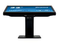 ProLite T2252MTS-B5 21.5Zoll 1920 x 1080Pixel Multi-touch Tisch Schwarz Touchscreen-Monitor