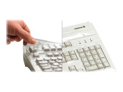 Cherry WetEx - Tastatur-Abdeckung - durchsichtig
