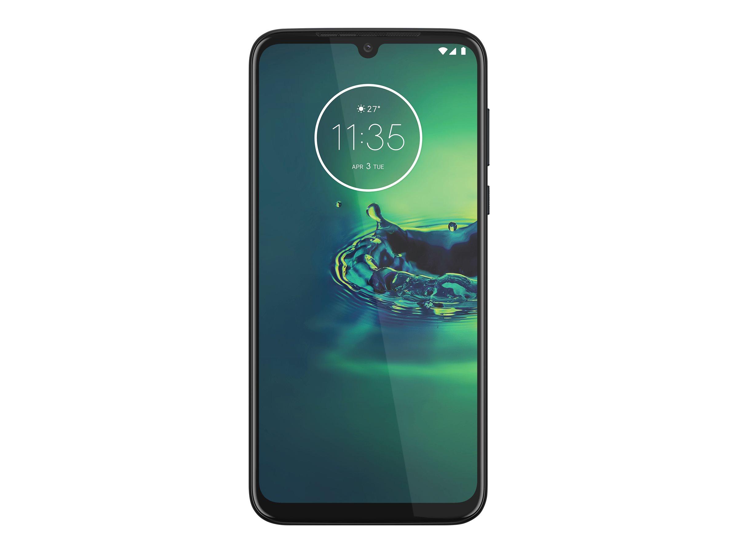 "Motorola Mobility Motorola Moto G8 Plus - Smartphone - Dual-SIM - 4G LTE - 64 GB - microSDXC slot - GSM - 6.3"" - 2280 x 1080 Pixel (403 ppi (Pixel pro Zoll))"