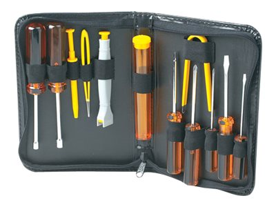 Manhattan Basic Computer Tool Kit, Computer Tool Kit, 13 pieces