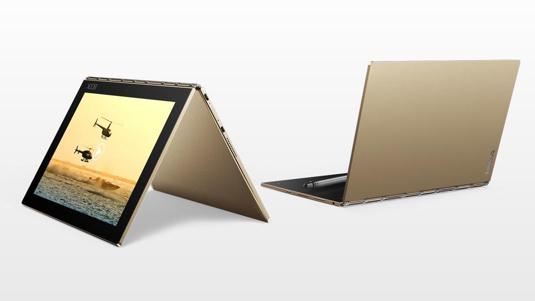 Lenovo YOGA Book 1.44GHz x5-Z8550 10.1Zoll 1920 x 1200Pixel Touchscreen Gold Hybrid (2-in-1)