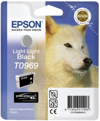 Epson T0969 - Druckerpatrone - 1 x Light Light Black