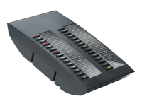 COMfortel Xtension300 IP-Add-On-Modul 30 Tasten Schwarz