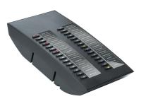 COMfortel Xtension300 30Tasten Schwarz IP-Add-On-Modul