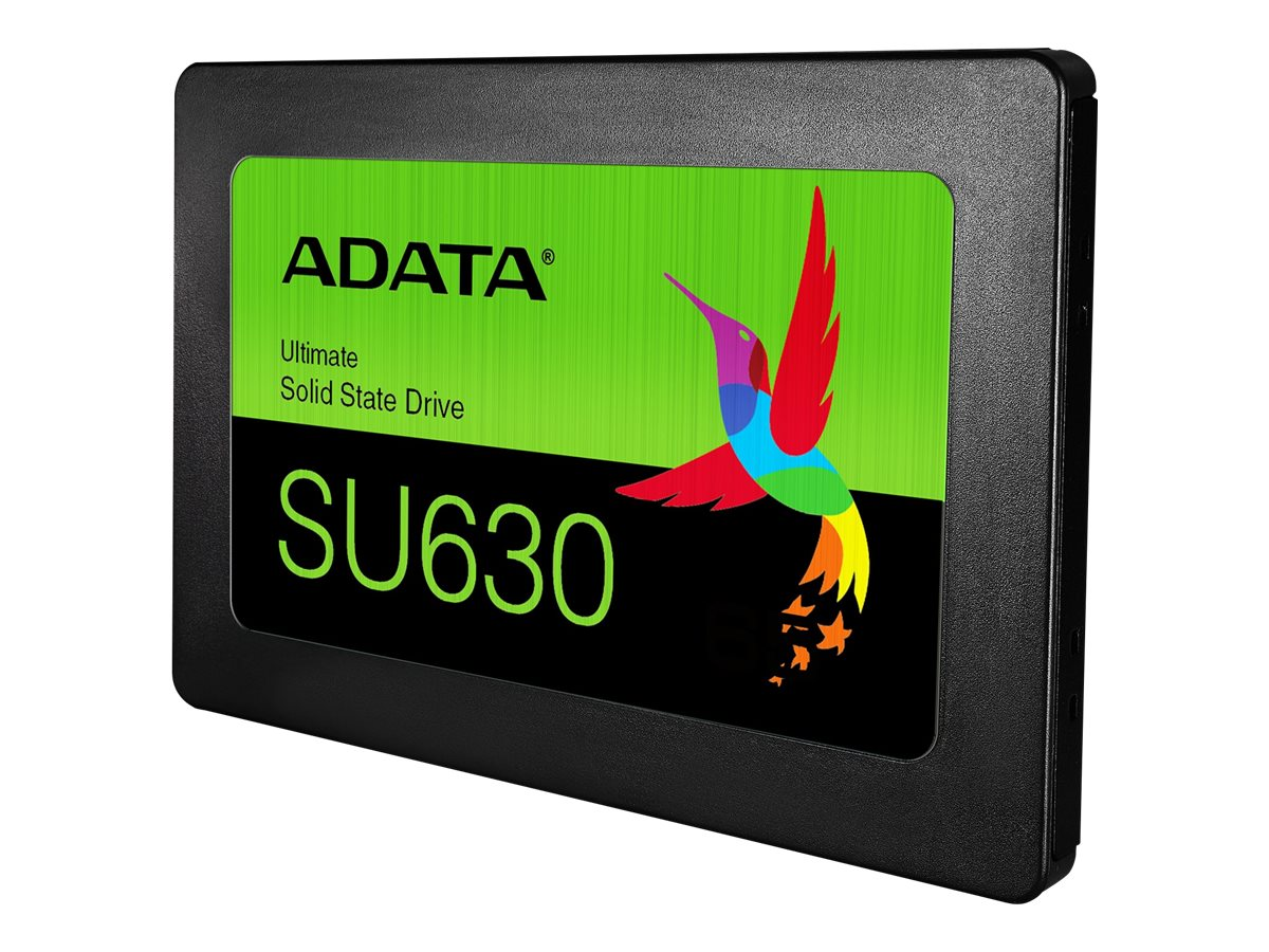 "ADATA Ultimate SU630 - 240 GB SSD - intern - 2.5"" (6.4 cm)"