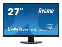 ProLite X2783HSU-B3 27Zoll Full HD A-MVA Matt Schwarz Computerbildschirm