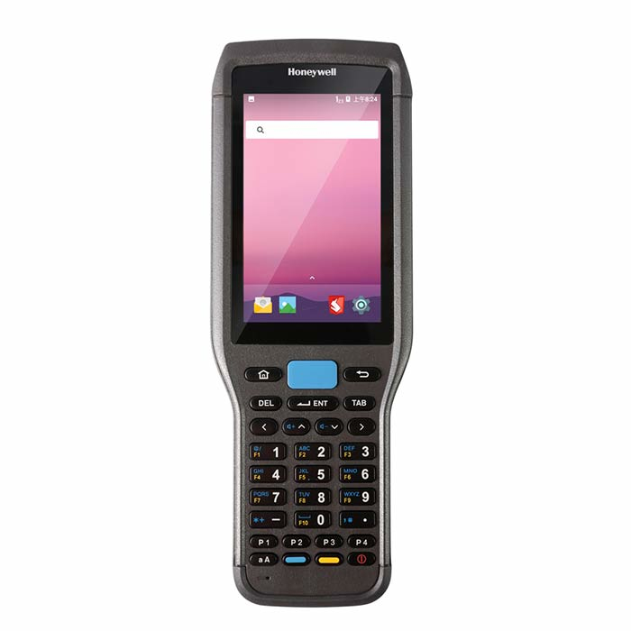 HONEYWELL ScanPal EDA60K Handheld Mobile Computer 10,2 cm (4 Zoll) 480 x 800 Pixel Touchscreen 415 g Schwarz