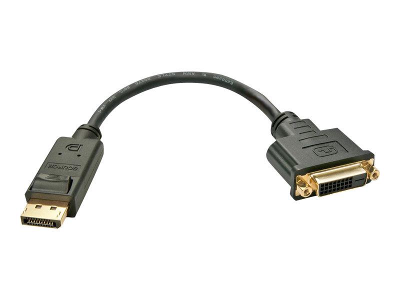 Lindy DisplayPort-Adapter - DisplayPort (M)