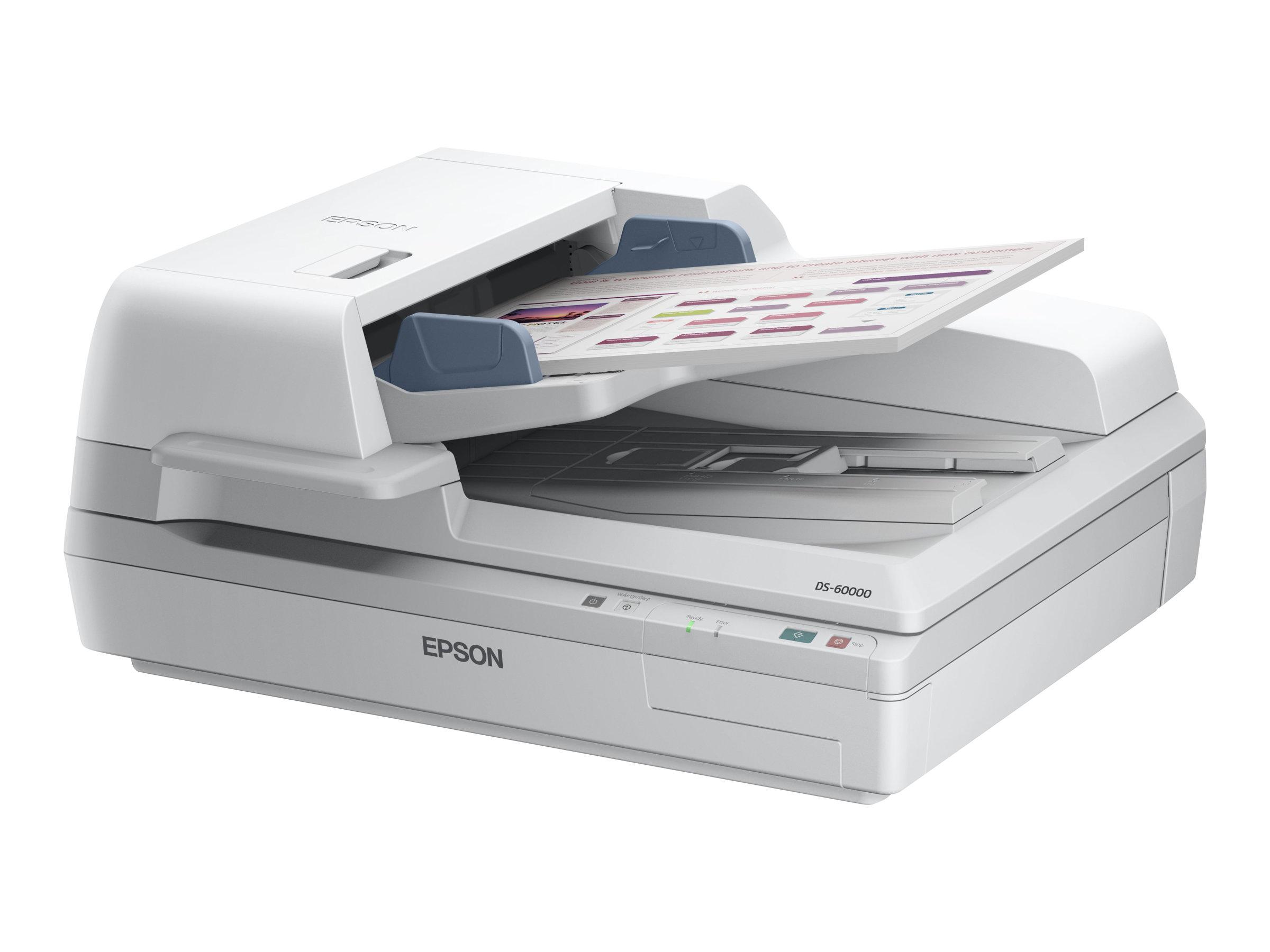 Epson WorkForce DS-60000 - Dokumentenscanner