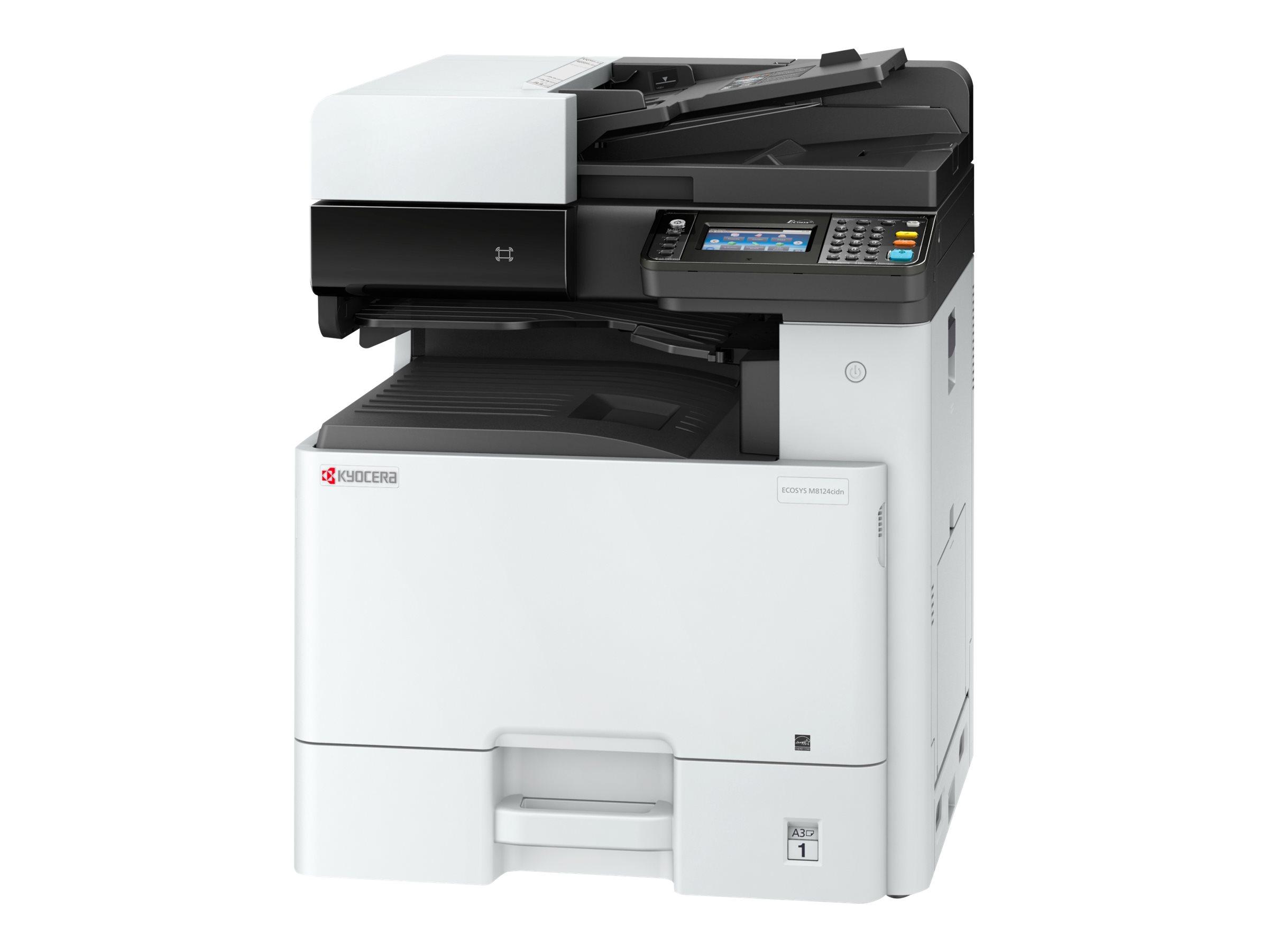 Kyocera ECOSYS M8130cidn - Multifunktionsdrucker - Farbe - Laser - A3 (297 x 420 mm)