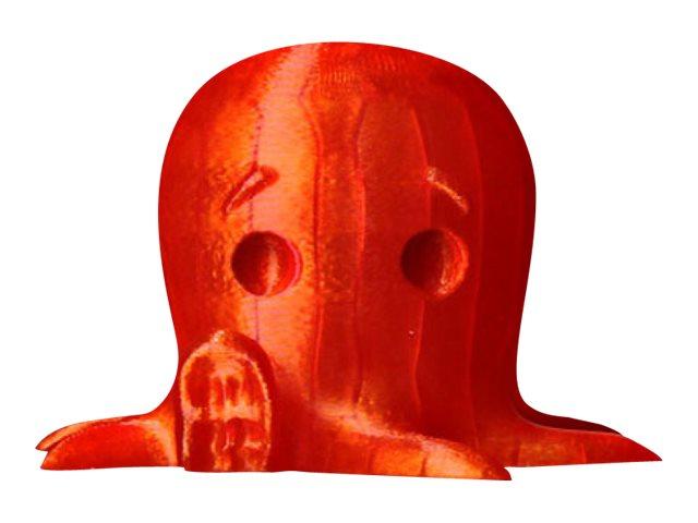 MakerBot PLA-Filament Translucent Orange 1kg