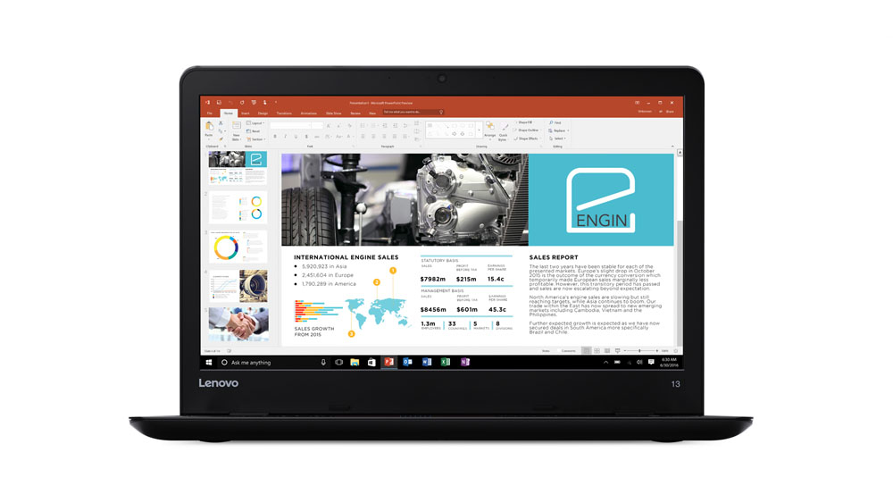 Lenovo ThinkPad 13 20J1 - 13,3\ Ultrabook - Core i5 Mobile 2,5 GHz 33,8 cm