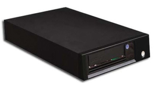 Overland-Tandberg LTO-6 HH SAS - LTO - 2,5:1 - Serial Attached SCSI (SAS) - Schwarz - 50 ms - 250000 h
