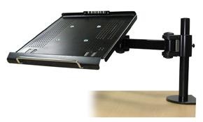 Lindy Notebook-Arm Für mehr Platz auf Ihrem Schreibtisch und