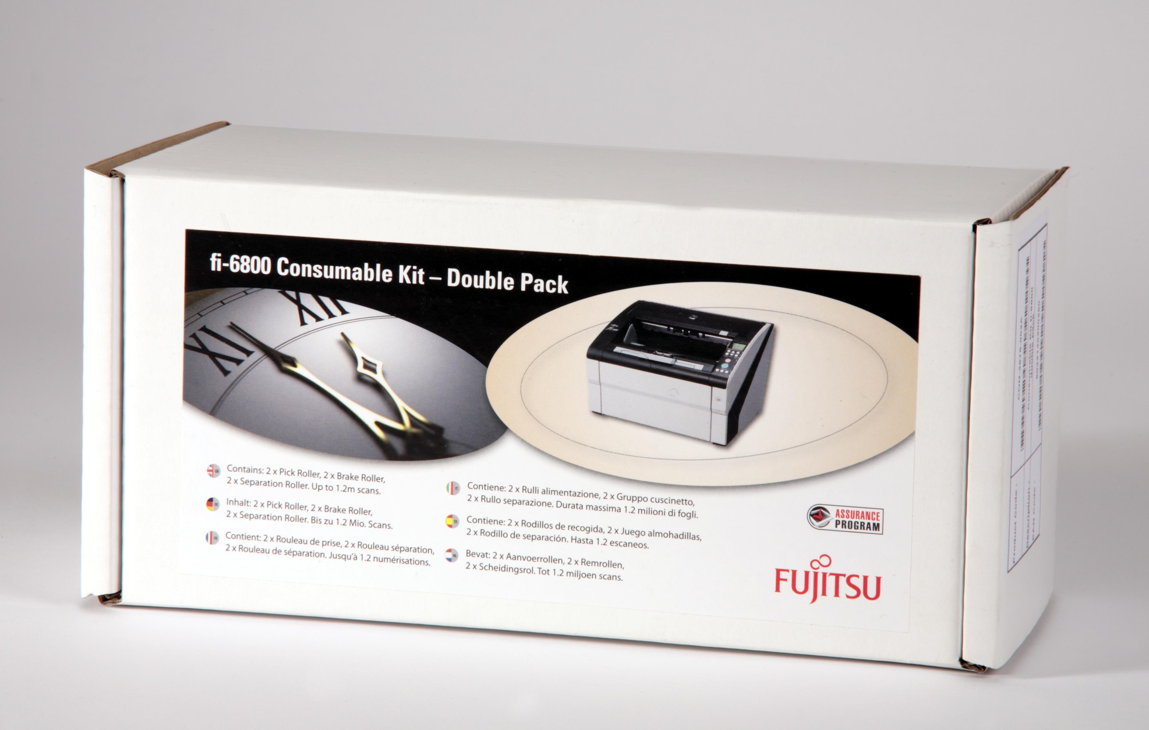 Vorschau: Fujitsu Consumable Kit