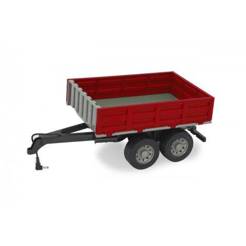 JAMARA Kipper rot für RC-Traktor 1 16
