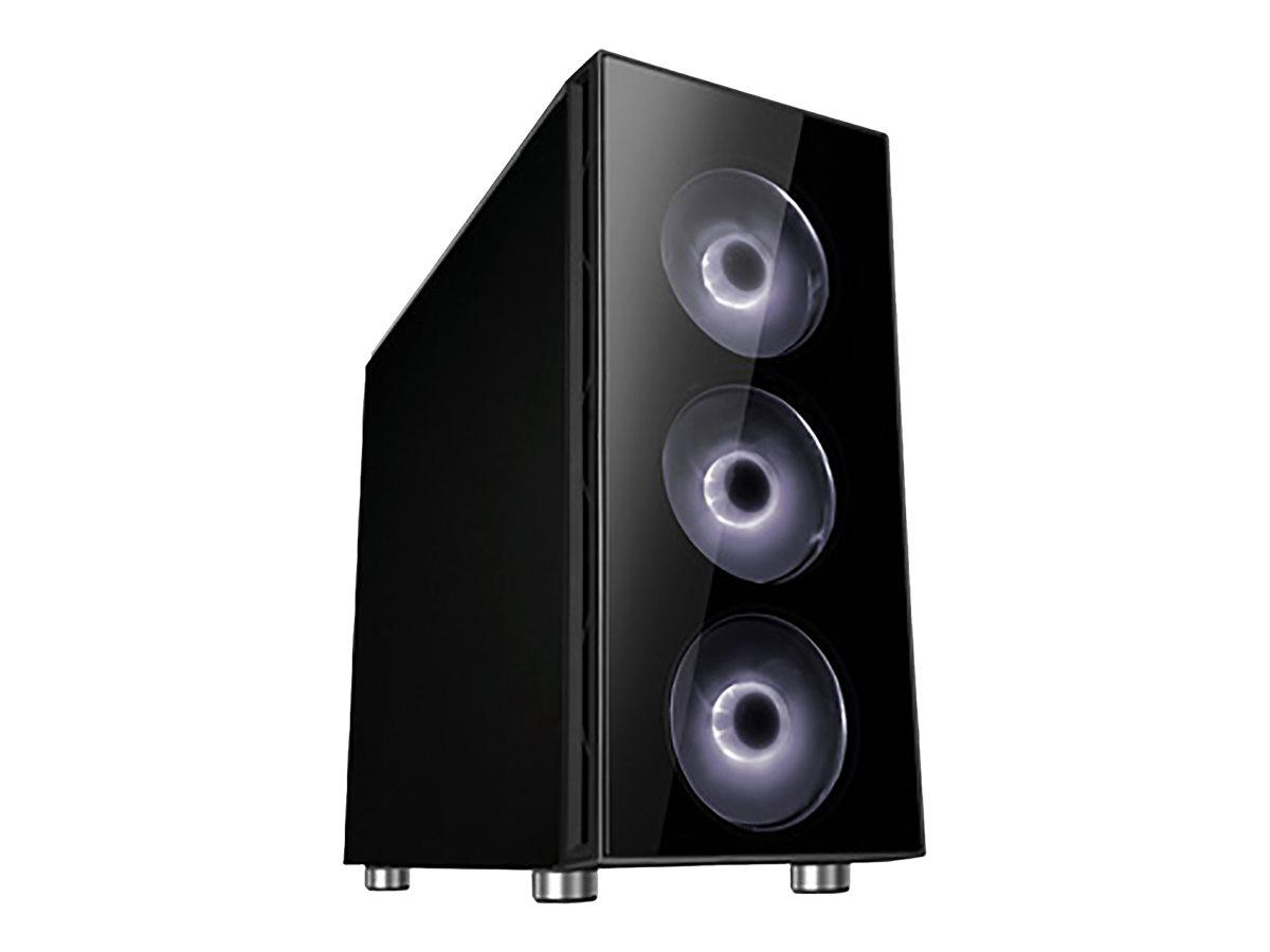 PC-Cooling Cooltek Zwei RGB - Tower - ATX - ohne Netzteil (ATX)