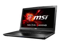 Gaming GL72-6QFi781FD 2.6GHz i7-6700HQ 17.3Zoll 1920 x 1080Pixel Schwarz Notebook
