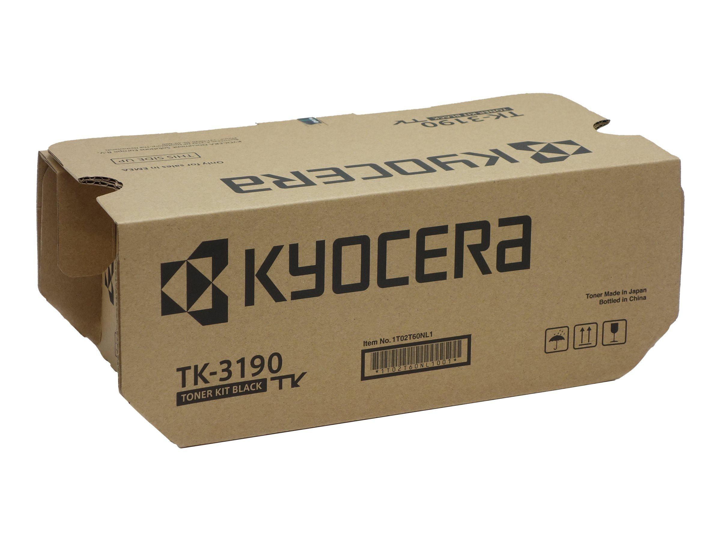 Kyocera TK 3190 - Schwarz - Original - Tonersatz