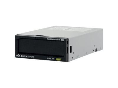 "Overland-Tandberg RDX QuikStor - Laufwerk - RDX - Serial ATA - intern - 3.5"" (8.9 cm)"