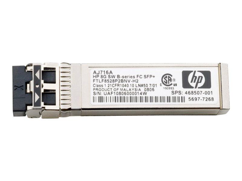 HP MSA 2040 16Gb SW FC SFP 4 Pk (C8R24A)