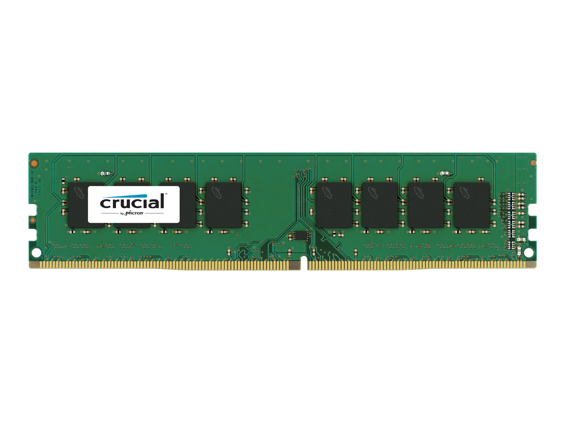 Micron Crucial - DDR4 - 8 GB - DIMM 288-PIN - 2400 MHz / PC4-19200