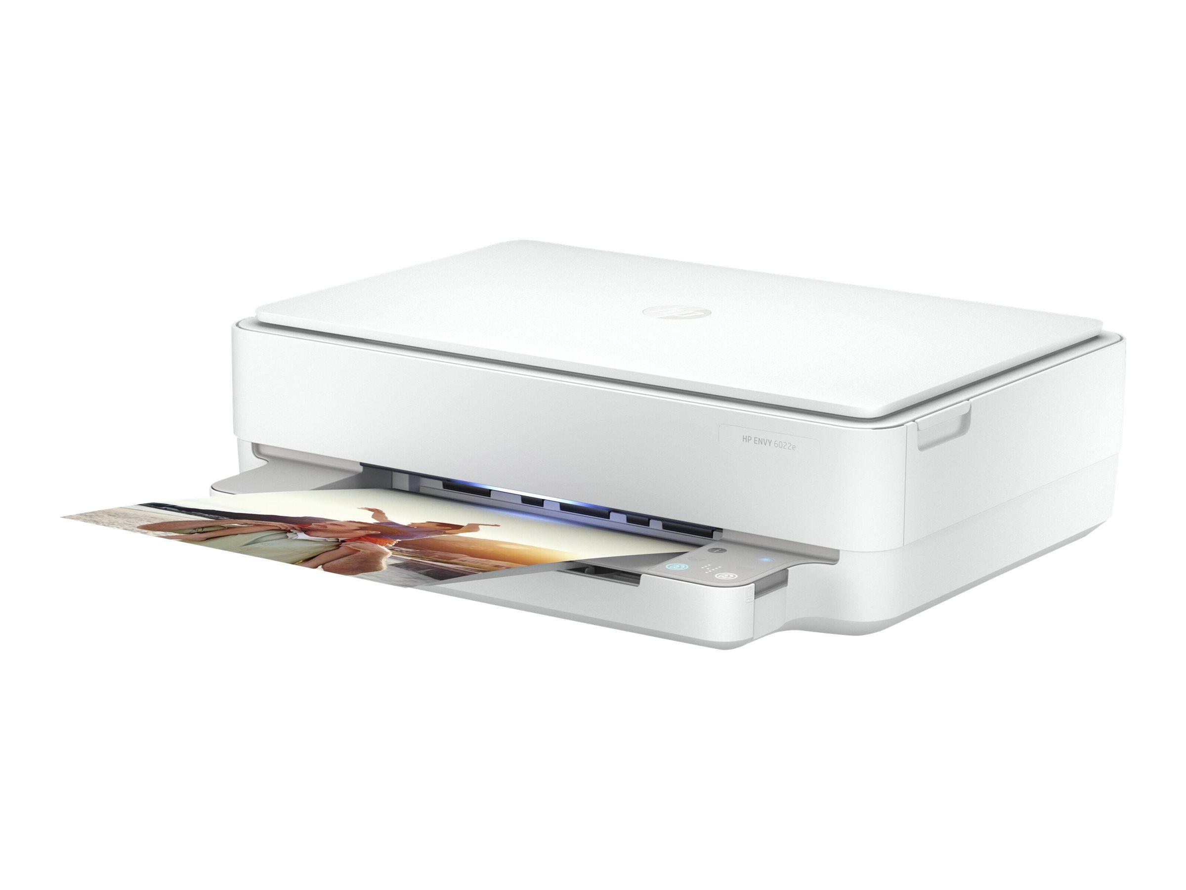 HP Envy 6022e All-in-One - Multifunktionsdrucker - Farbe - Tintenstrahl - 216 x 297 mm (Original)