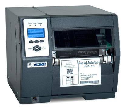 HONEYWELL Datamax H-Class H-6308 - Etikettendrucker - TD/TT - Rolle (17 cm)