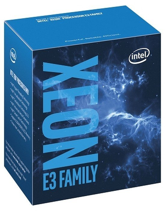 Intel Xeon E3-1245V6 - 3.7 GHz - 4 Kerne - 8 Threads
