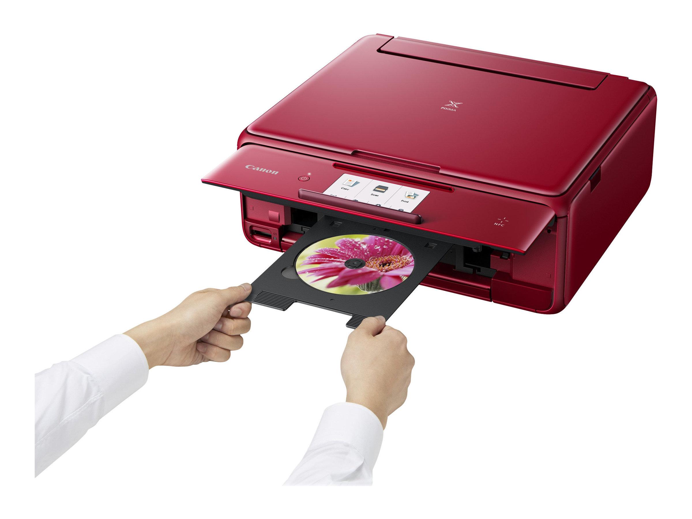 Canon PIXMA TS8052 - Multifunktionsdrucker