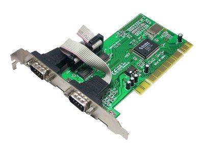 LogiLink PCI Card 2x RS232 - Serieller Adapter