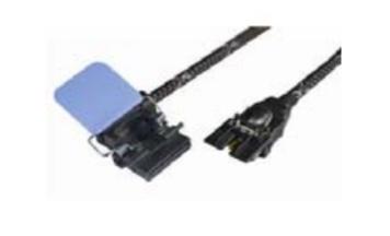 Intel Cable Kit IFP Omnipath 235mm Left connector IFP28 LEC54B Schwarz Kabelschnittstellen-/adapter