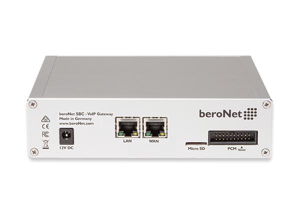 beroNet Modular Session Border Controller BNSBC-L-4FXO