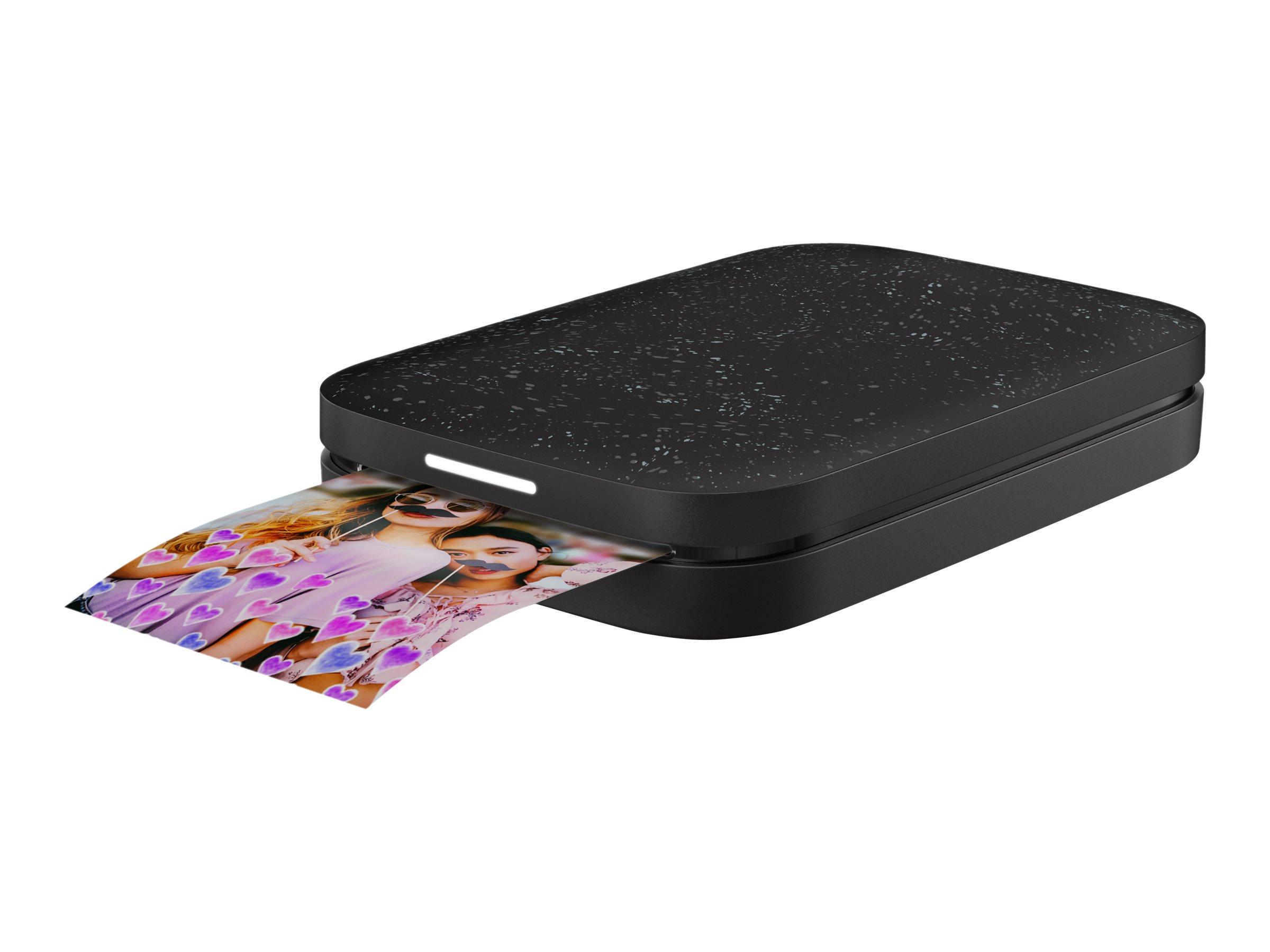 HP Sprocket 200 - Drucker - Farbe - Zink - 50.8 x 76 mm bis zu 0.67 Min./Seite (Farbe)