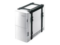 PC-Tischhalterung - Tischmontierte CPU-Halterung - 20 kg - Schwarz - Taiwan - 700 mm - 80 - 700 mm