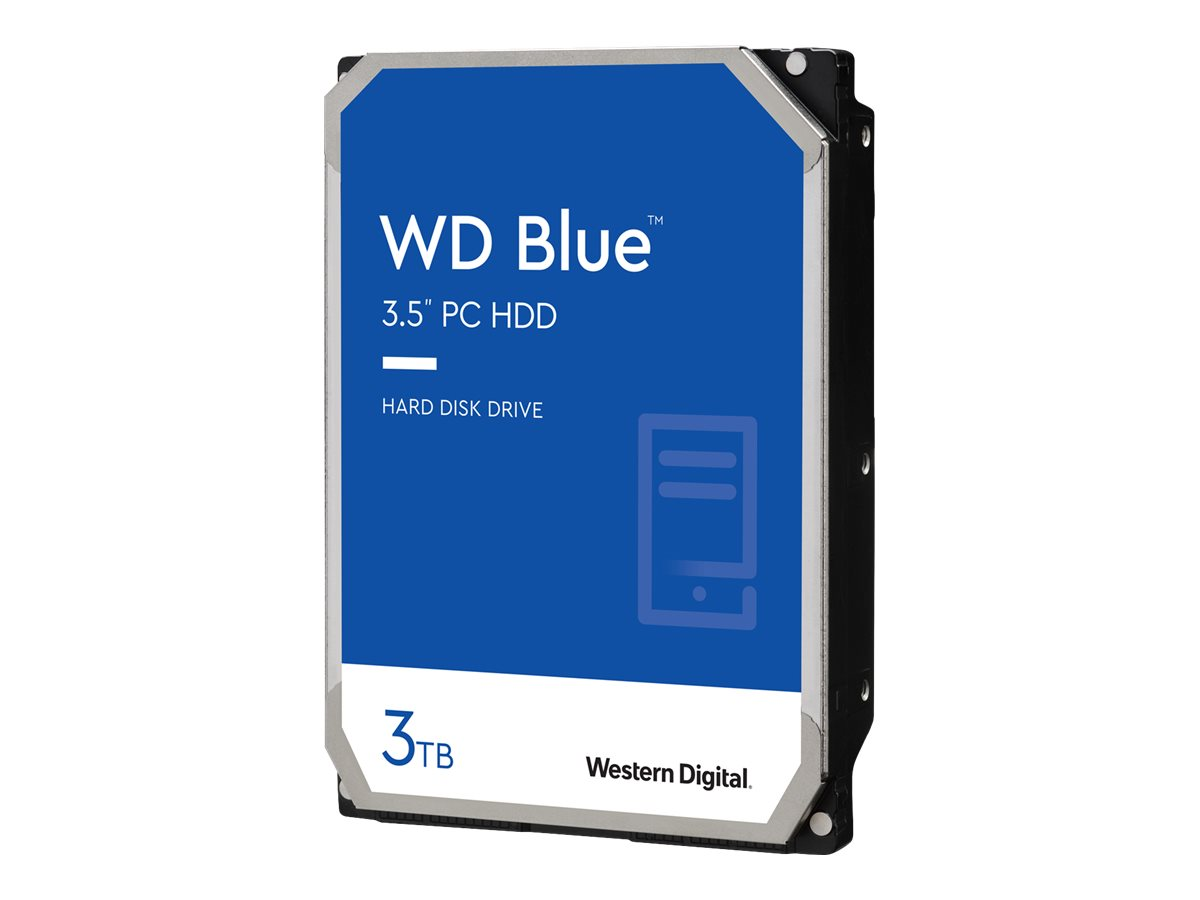 "WD Blue WD30EZAZ - Festplatte - 3 TB - intern - 3.5"" (8.9 cm)"