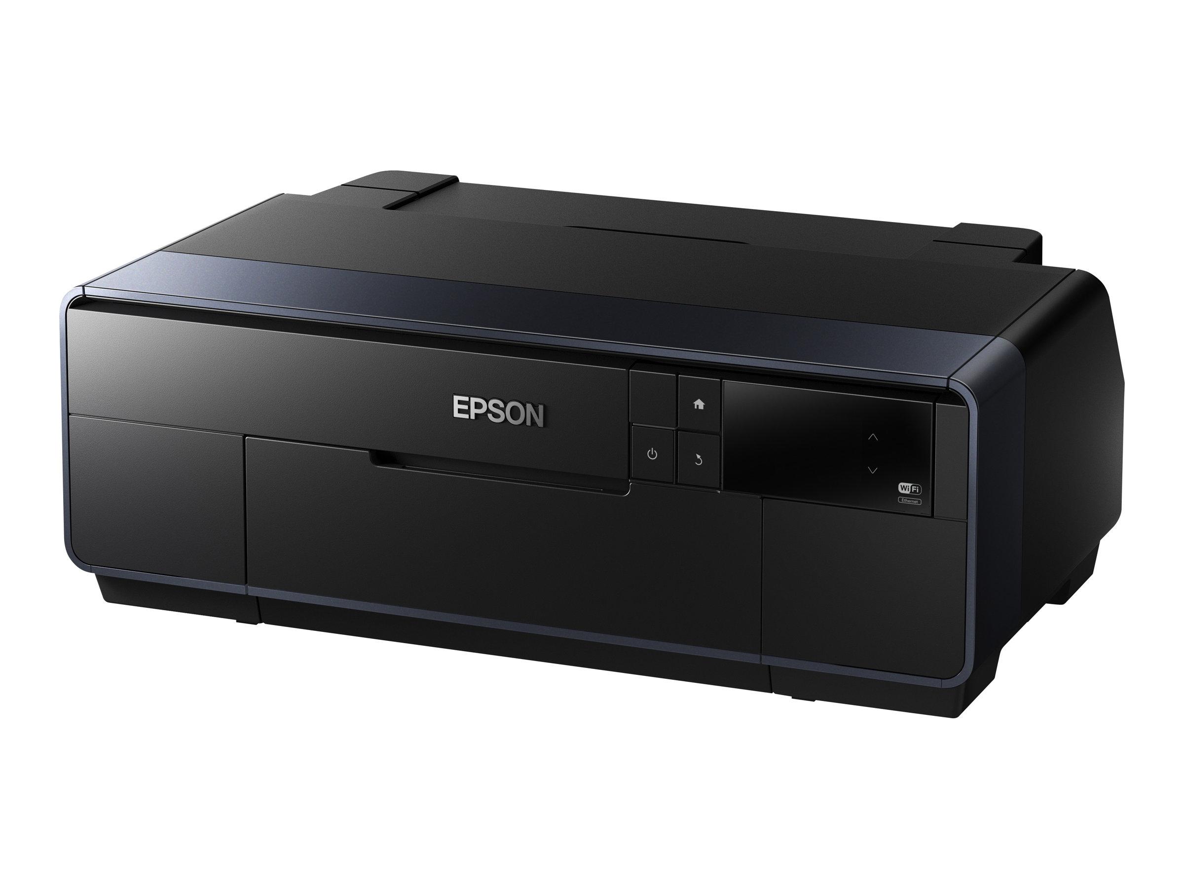 """Epson SureColor SC-P600 - 330 mm (13"""") Großformatdrucker - Farbe - Tintenstrahl - A3/Ledger - 5760 x 1440 dpi - bis zu 6 Seiten/Min. (einfarbig)/"""
