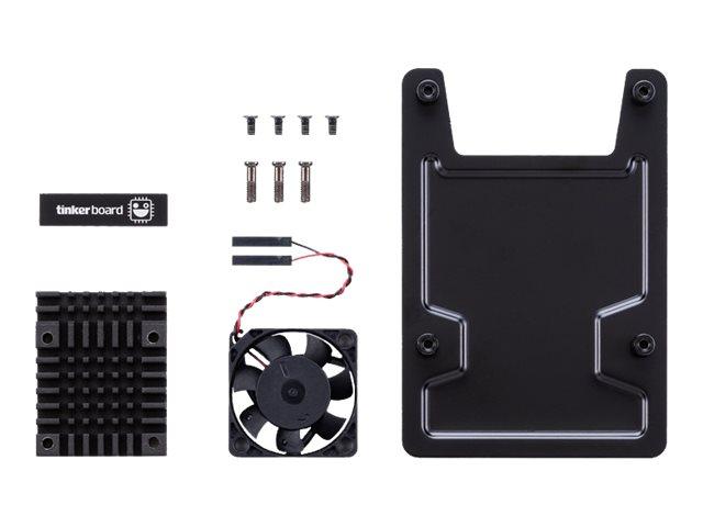 ASUS Open Case DIY Kit - Prozessork?hler - Aluminium